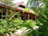 Bungalows external view with garden at Penny Thailand, Koh Chang, Trat, Thailand